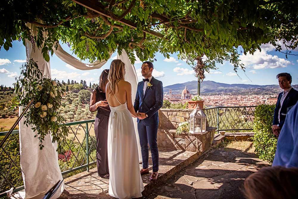 Duccio Argentini Intimate Elopement Photographer In Florence