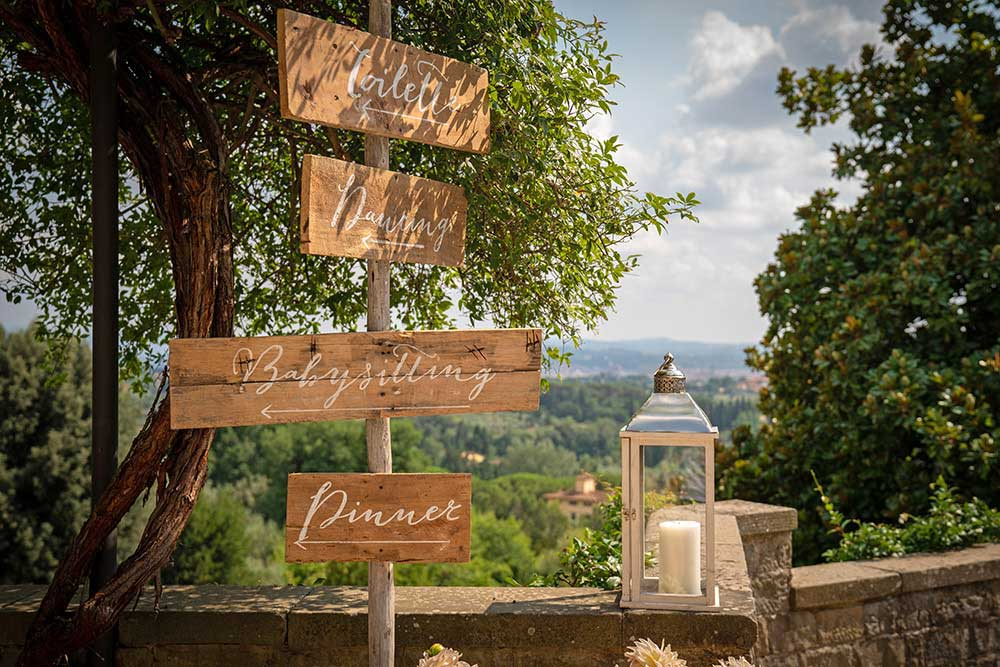 Wedding Photo Shoots in Tuscany: A dream at Villa le Fontanelle