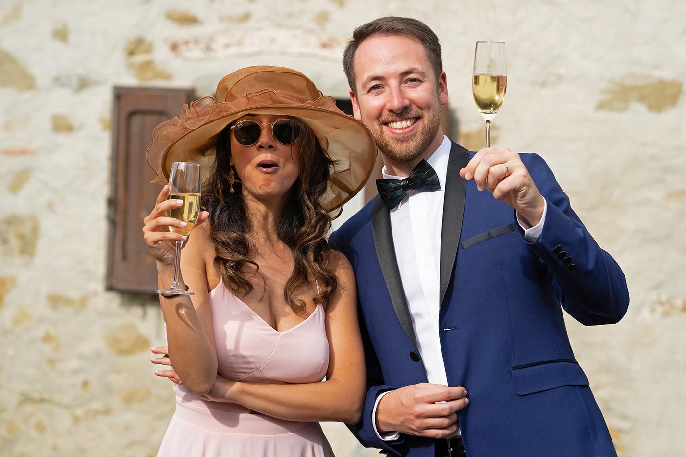 Same-Sex Wedding Photographer Florence: Timur & Guillaume