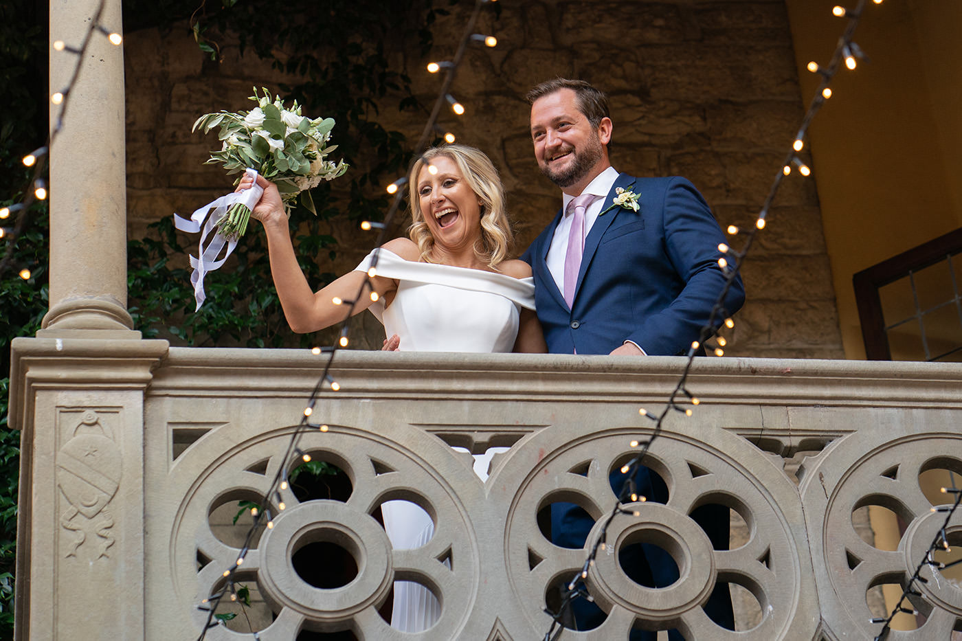 Tuscan Wedding Photo Shoots At Palagio Castle