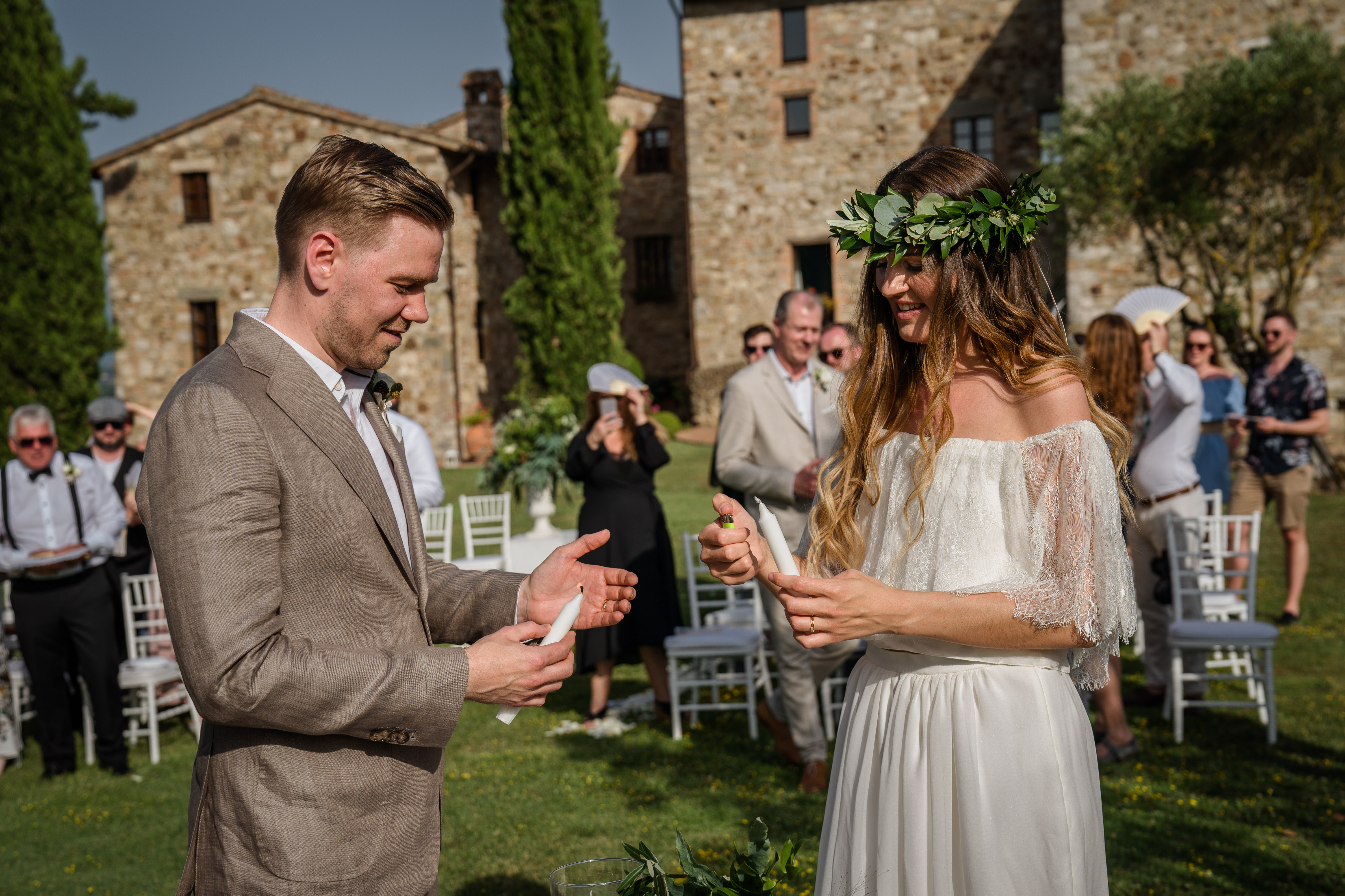 Wedding Photographer Umbria: Duccio Argentini