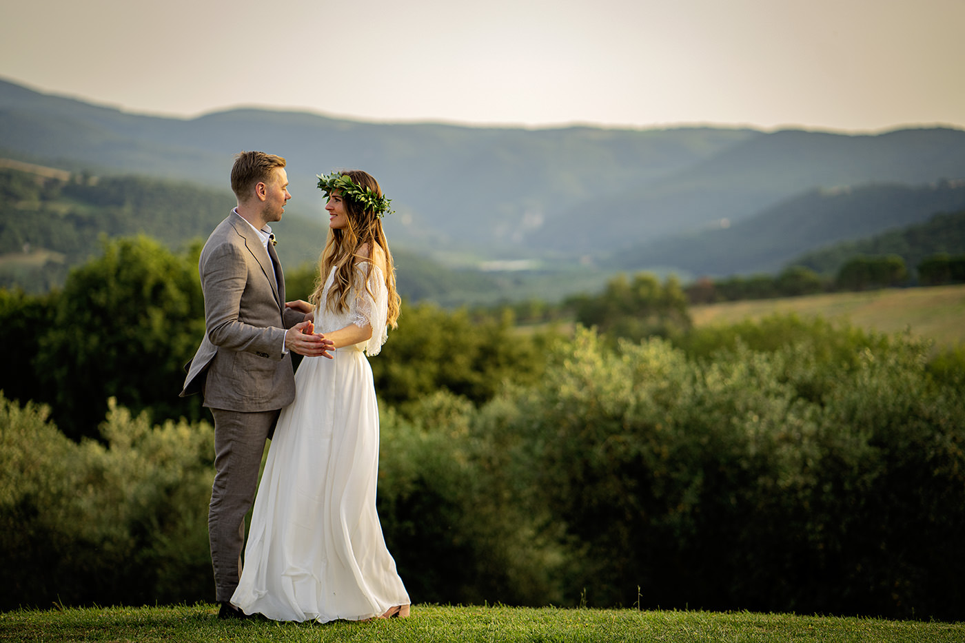 Wedding in Umbria: photo shoots by Duccio Argentini Photography