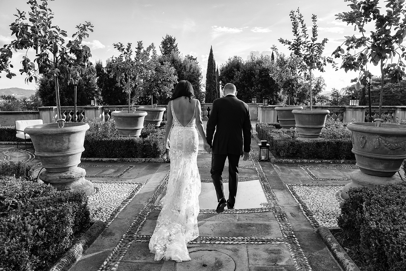 Duccio Argentini Photography: Elopement Photo Shoots In Florence at Il Salviatino