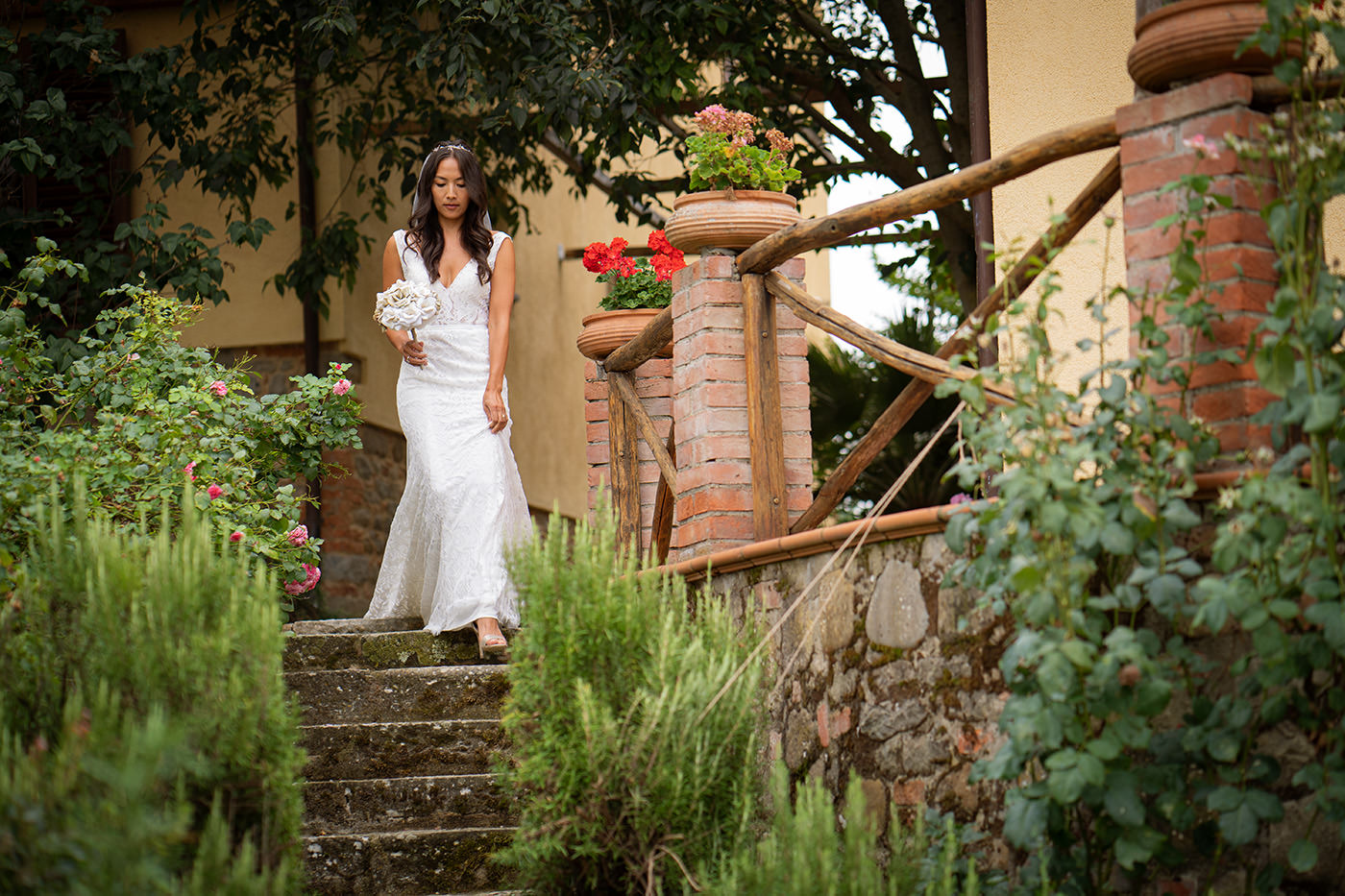 Vows Renewal Photographer in Tuscany - Duccio Argentini