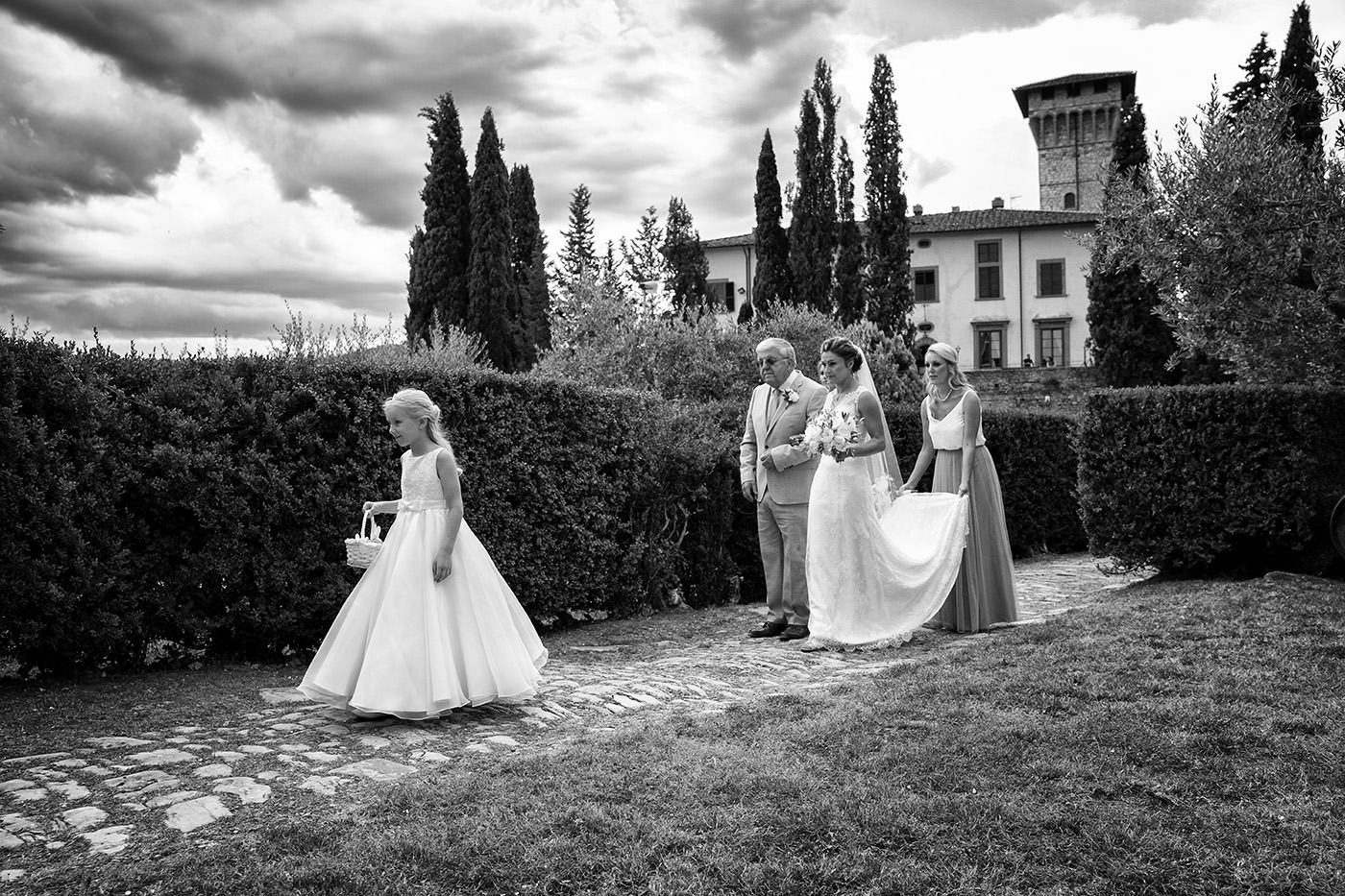 Wedding Photographer Chianti
