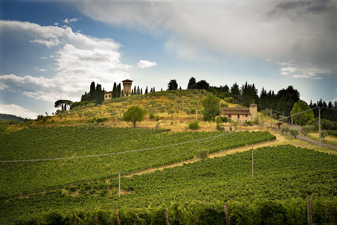 Wedding Photographer Chianti, Vicchiomaggio Castle - Duccio Argentini