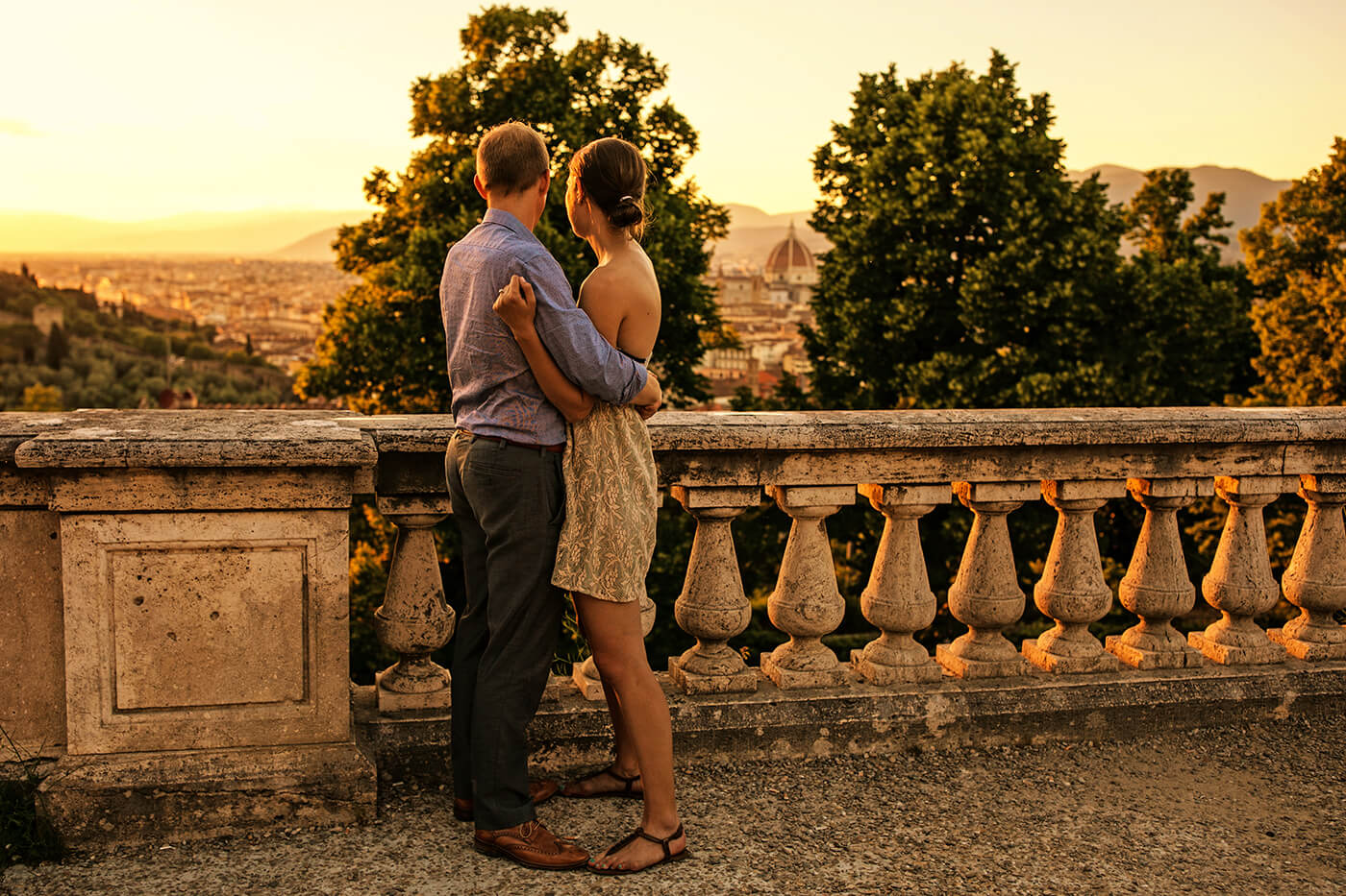 Pre Wedding Photographer Tuscany - Duccio Argentini