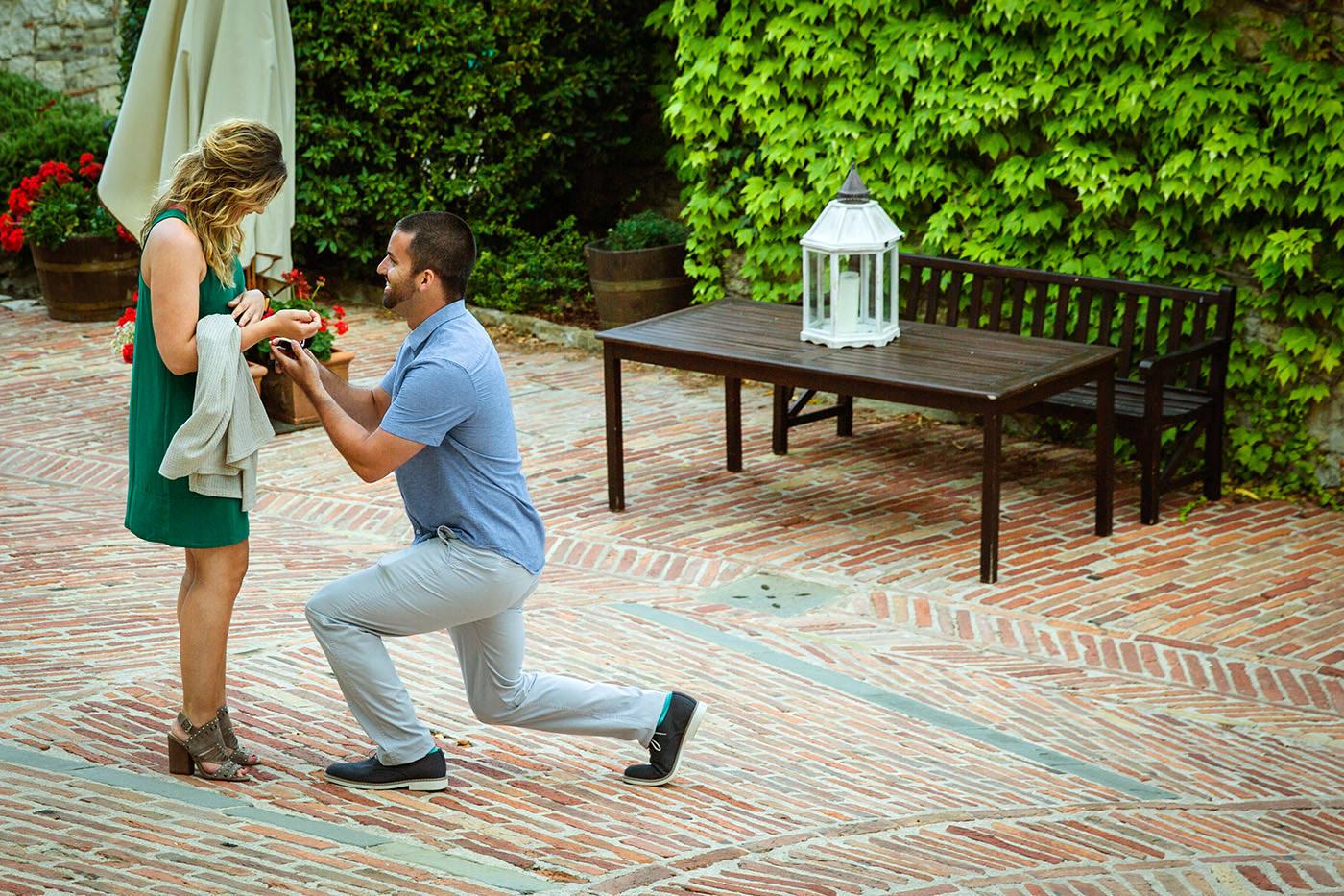 proposal surprise 2