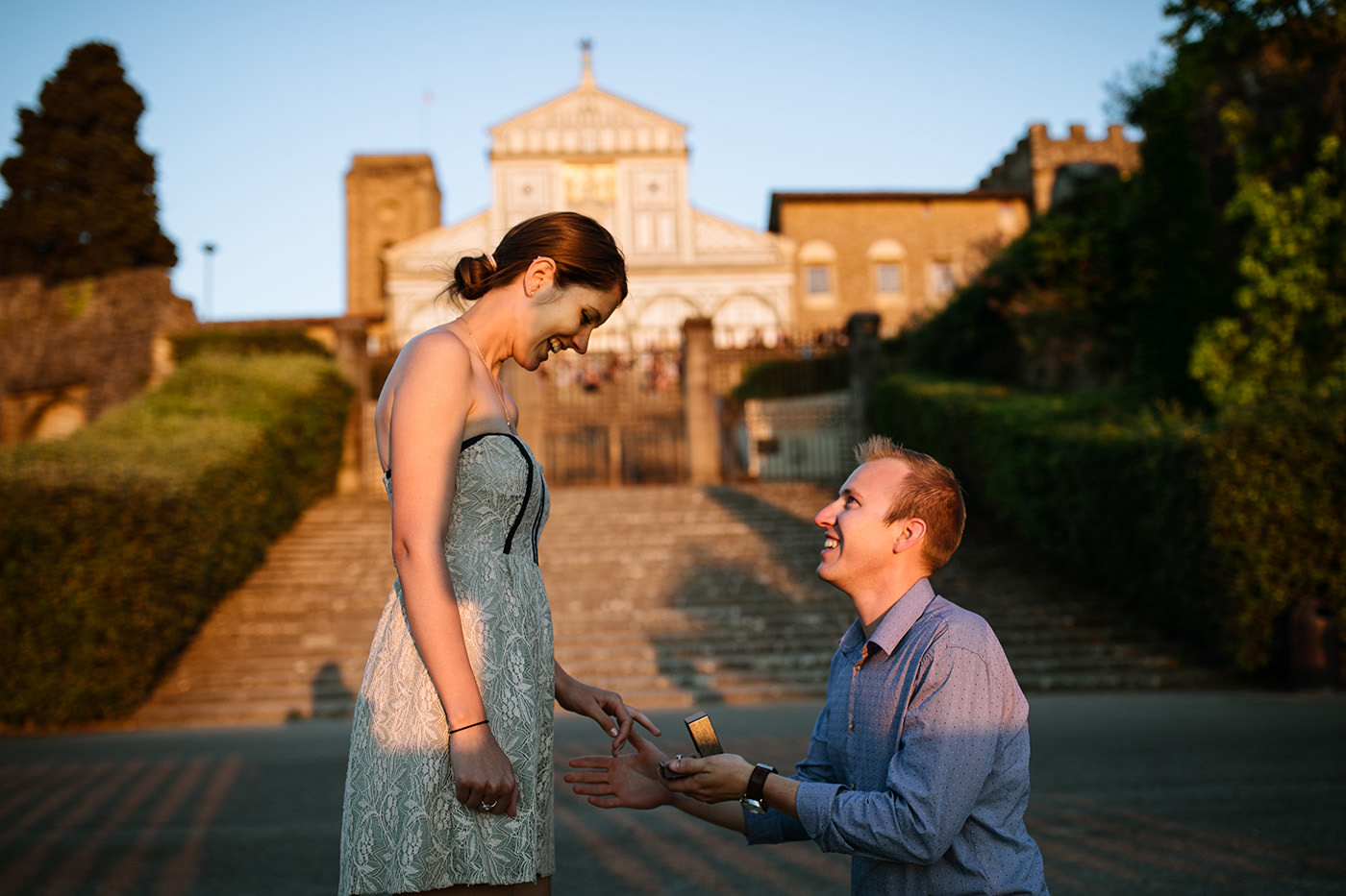 proposal surprise florence 03