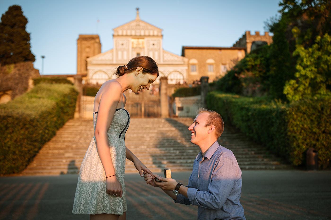 proposal surprise florence 04