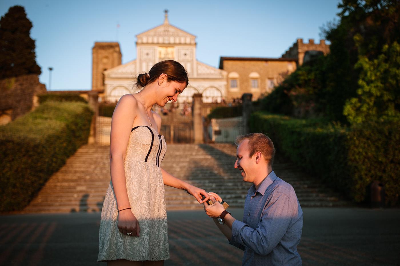 proposal surprise florence 05