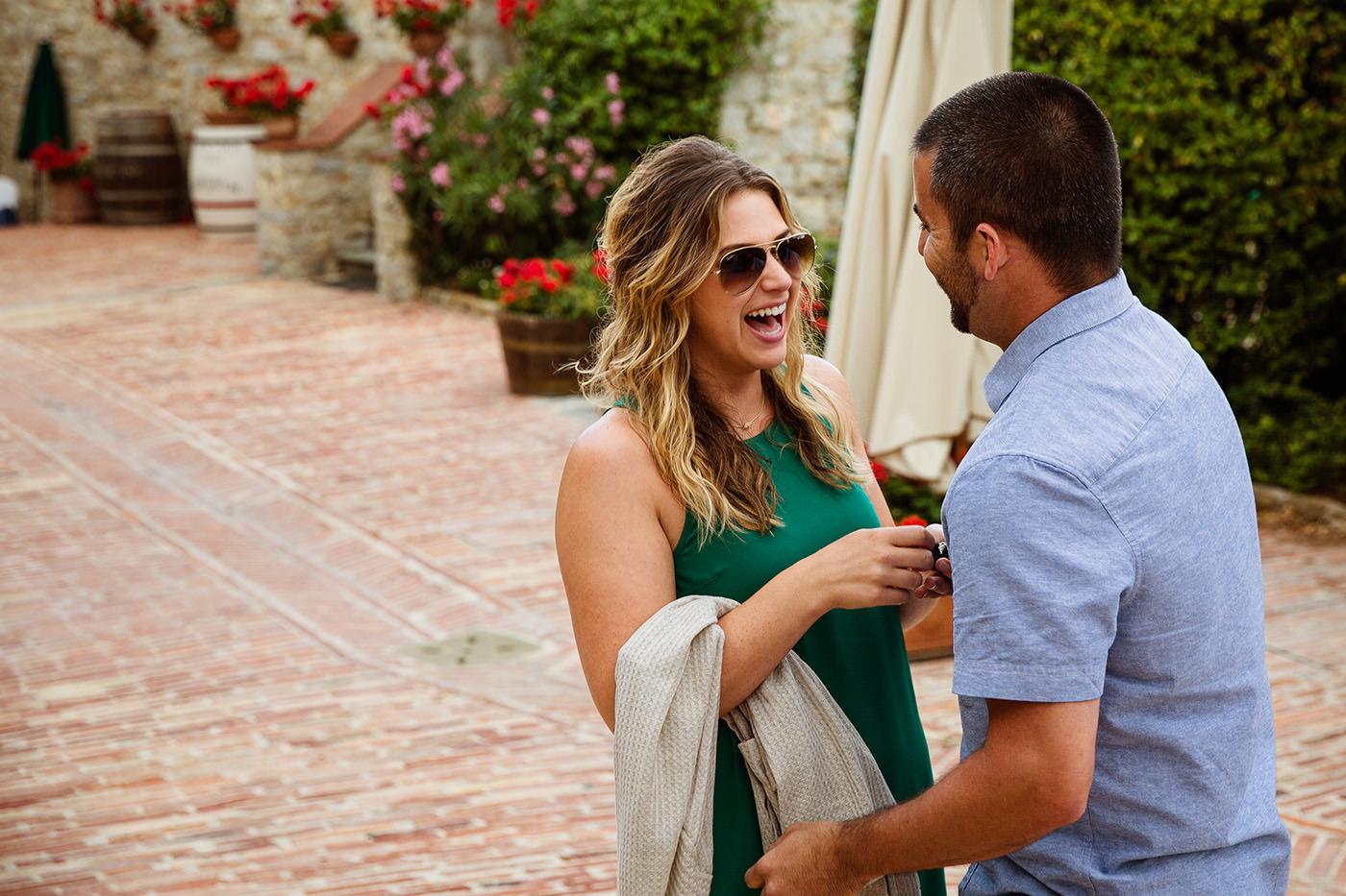 proposal surprise tuscany 2