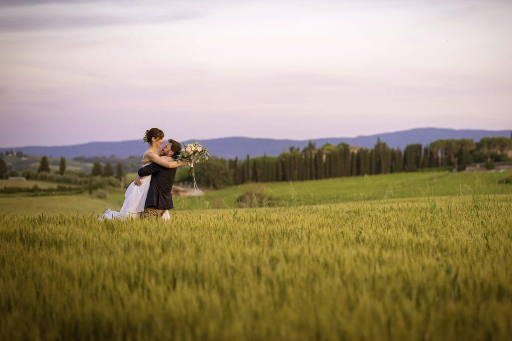 Wedding Photographer San Gimignano - Elopement Photography Services