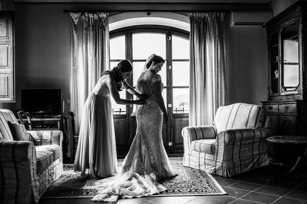 Wedding Photographer San Gimignano - Wedding Photography Services